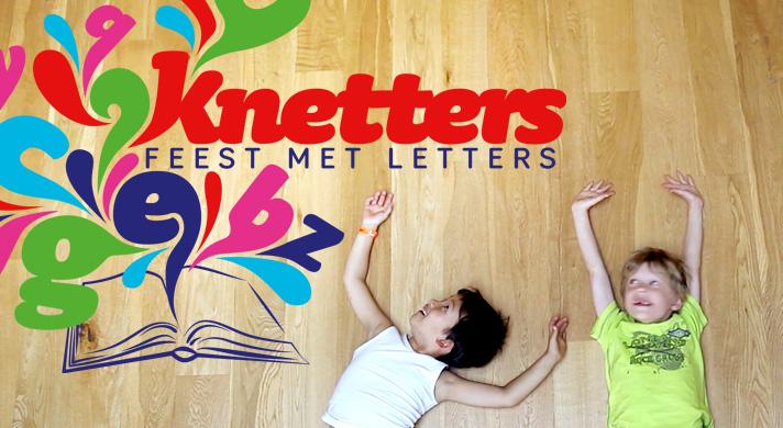 knetters feest met letters