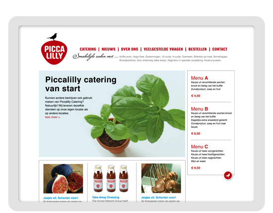 Piccalilly Catering